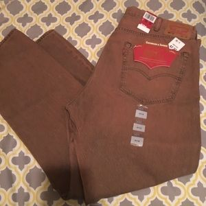 New with tags Levi's 501 size 42x32